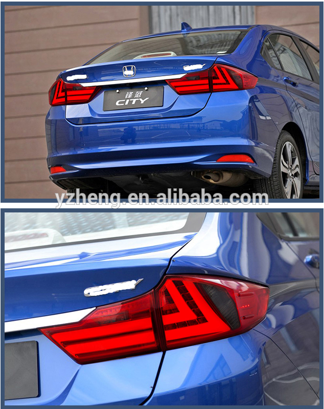Vland Wholesales Accessories Cars Led For Honda City Tail Lamp Vland Ledtaillamp Taillamp Honda City Hondacity Honda City Honda Car Led