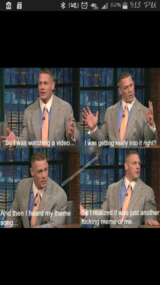 John Cena Witze