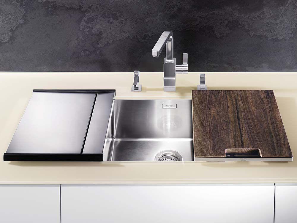 Komplett Neu BLANCO CLARON 500-U #BlancoClaron #SteelArt #LuxurySink | BLANCO  TE86