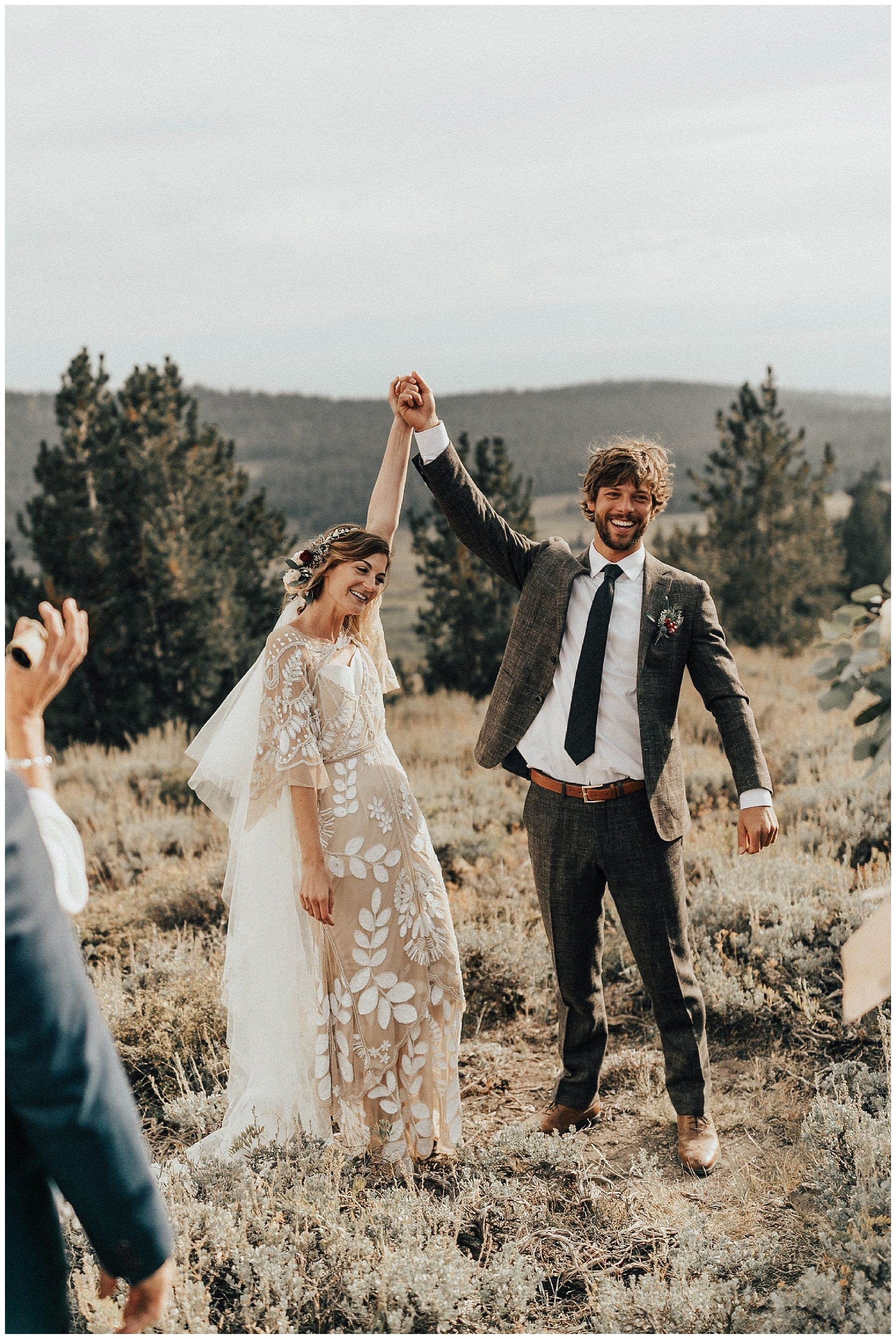 Photo of Brooke + Hayden Intimate Mount Rose Wedding