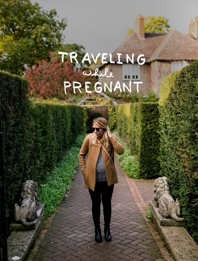 Tips for Traveling While Pregnant  The Fresh Exchange