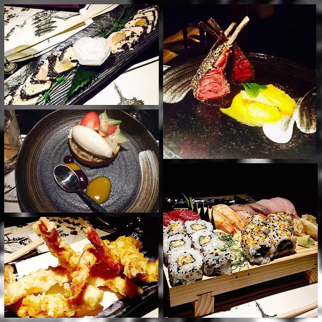 Dp On Instagram Last Night Still Full Tbt New Year Dinner Food Course Sushi Omakase Tataki Johndory Truffles Tempura Tataki Tempura Omakase