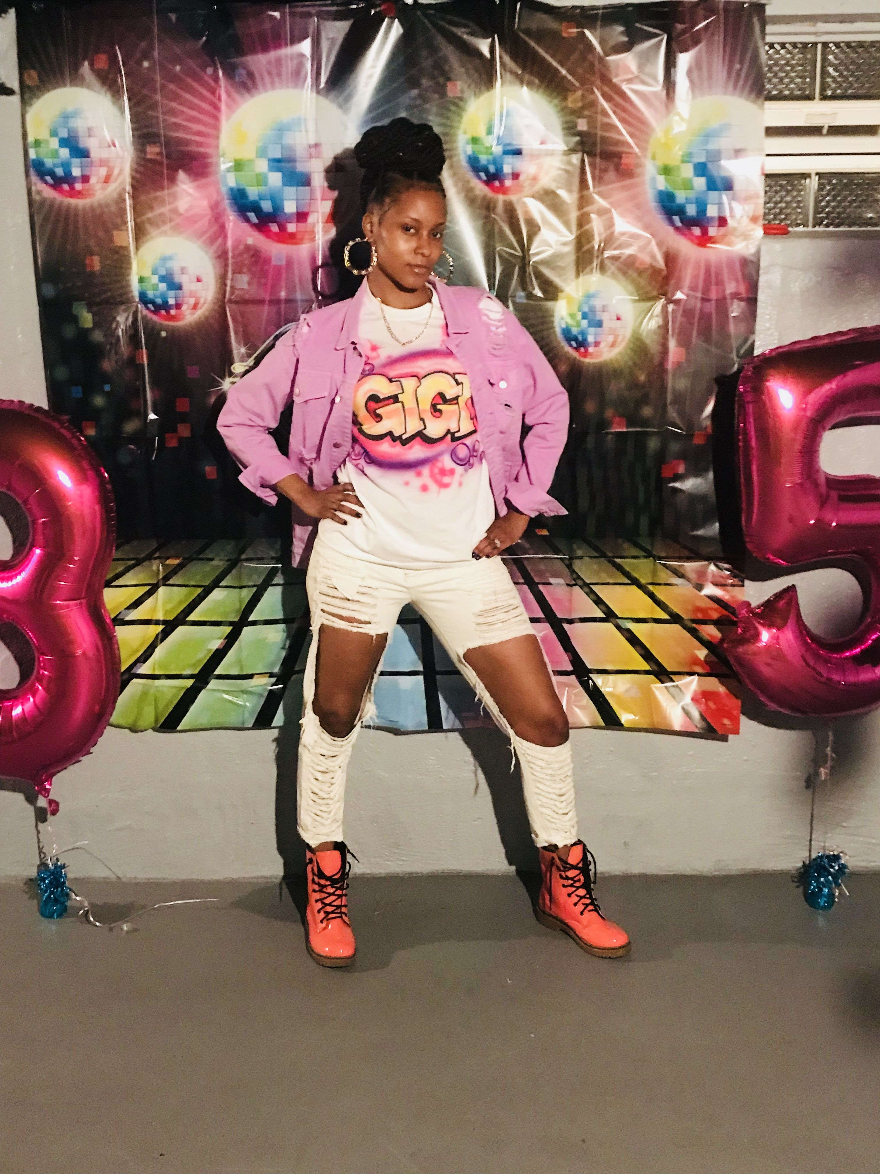 Ladies for 90s outfit party 90's Costumes,