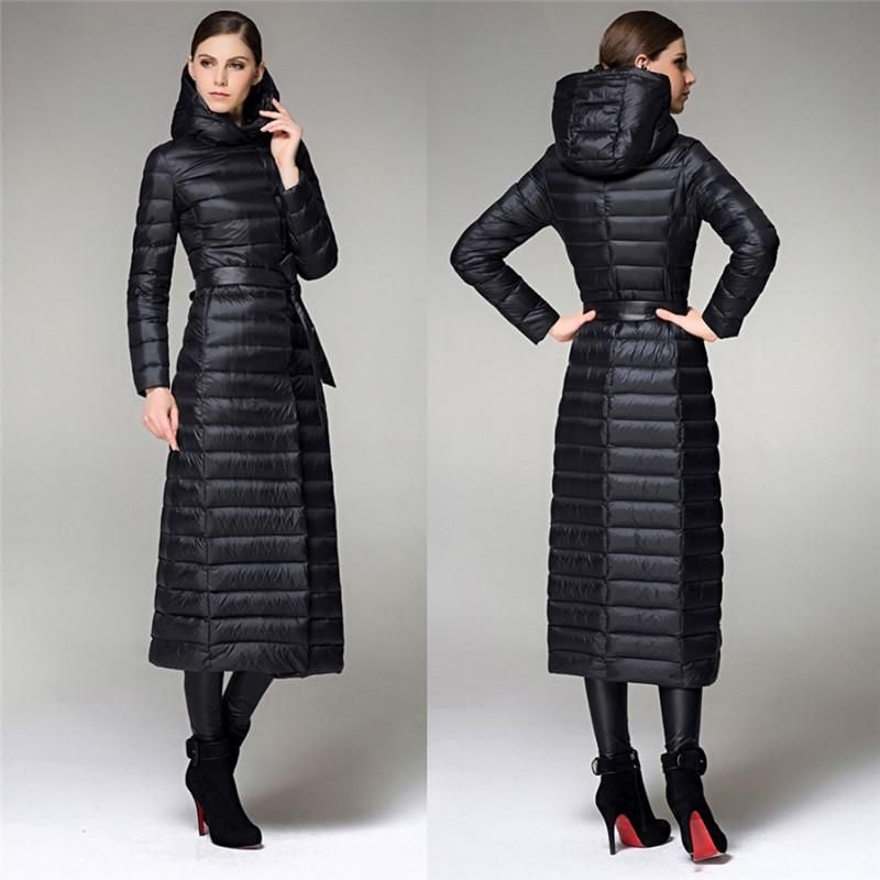 Image result for long black fitted womens winter coats | Coats ...