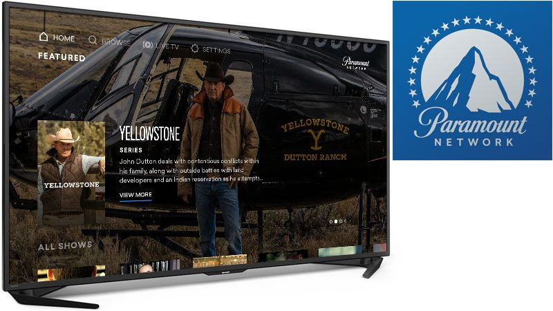 Paramount Network app arrives on Amazon Fire TV devices in