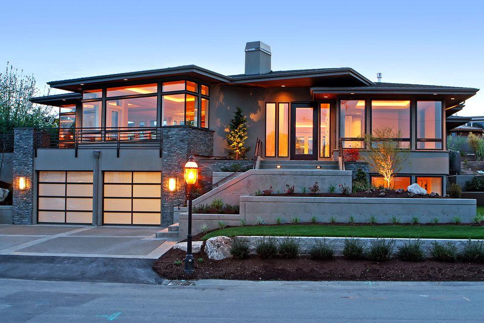 15 ville moderne di lusso dal design contemporaneo house for Ville lusso moderne
