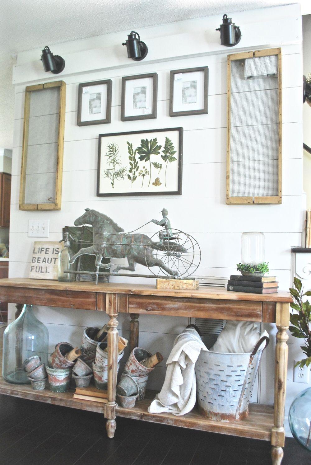Best Urban Farmhouse Wall Decor For A Rustic Country Home Farmhousewalldecor Modernfarmhousewallideas