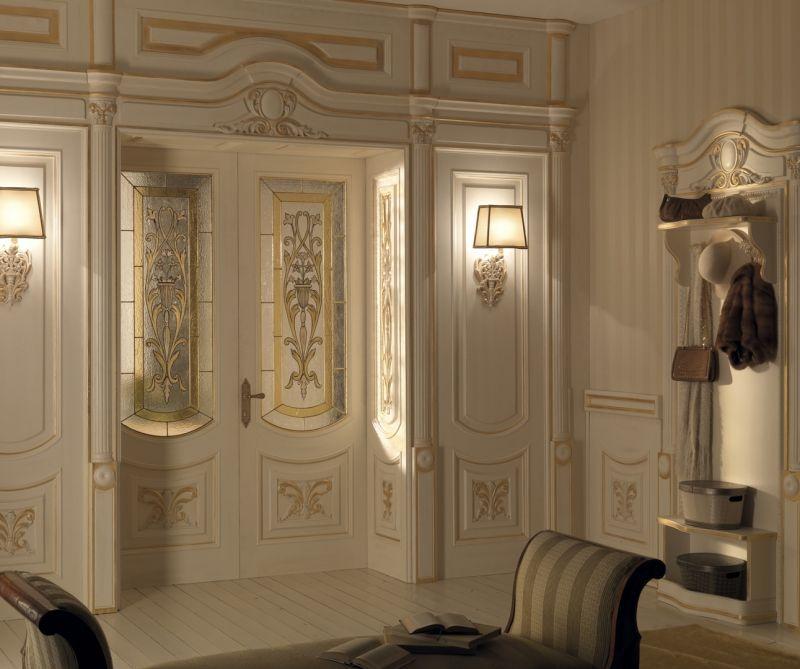 Luigi Xvi Luigi Xvi Classic Wood Interior Doors Italian