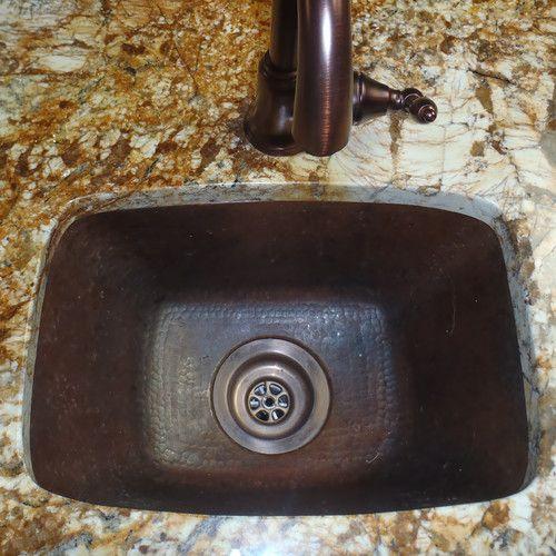 17 L X 12 W Cordoba Bar Sink Bar Sink Sink Prep Sink