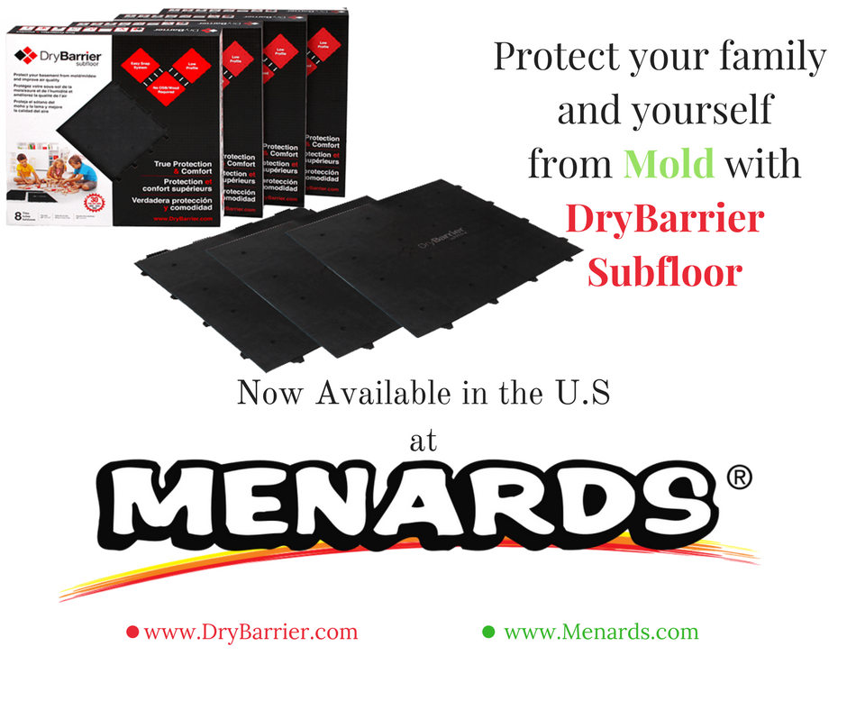 Protect Your Family And Yourself From Mold With DryBarrier Subfloor - Dry barrier subfloor