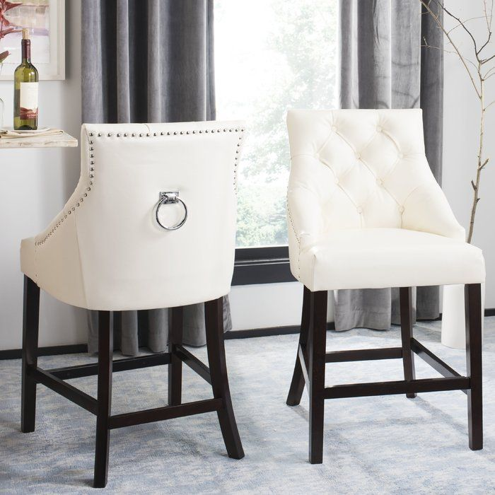 Ring 30 5 Counter And Bar Stool Bar Stools Fabric Bar Stool Counter Bar Stools