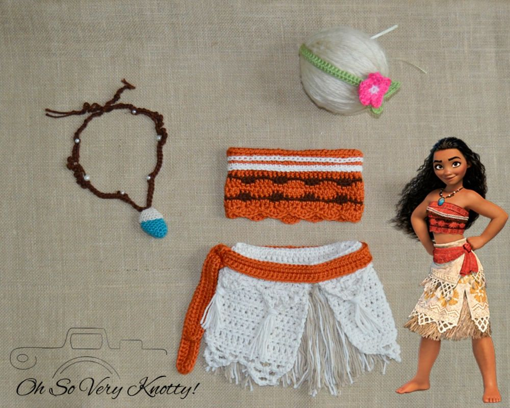Disfraz de moana hecho a mano desfraz de ganchillo para malu disfraz de moana hecho a mano desfraz de ganchillo para crochet costumeskid halloween bankloansurffo Image collections