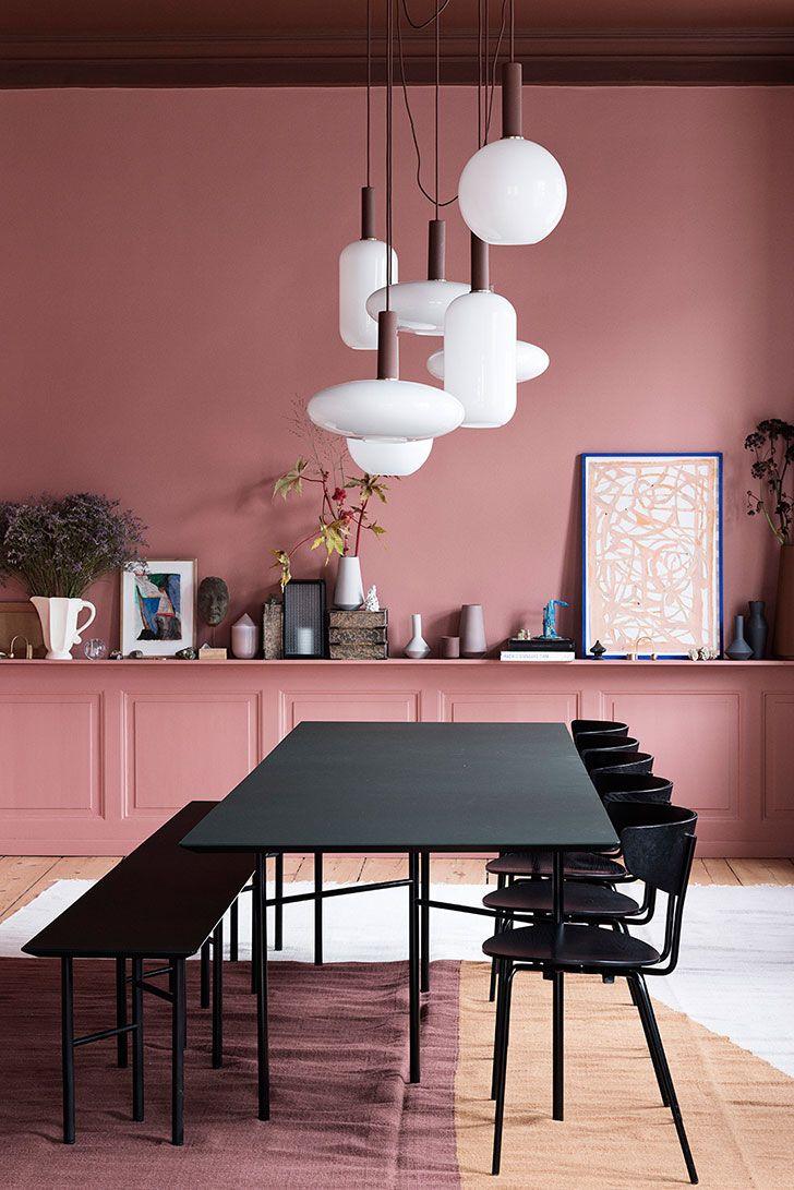 Rapidinha: a cor de 2018 por Benjamin Moore | Furniture ideas, House ...