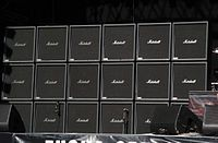 Marshall amplifiers !!