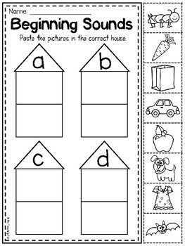 FREE Phonics Worksheets | Literacy centers | Pinterest | Free ...