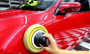 Groupon Lavaggio Esterno Completo E Lucidatura Auto Con Polish Da