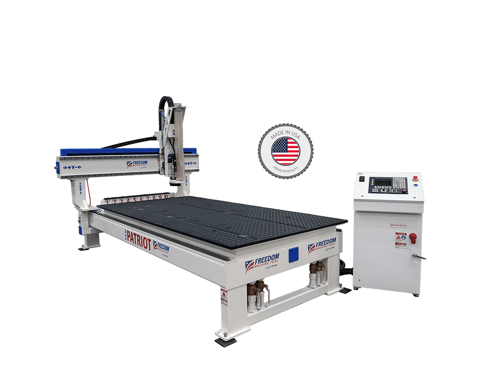 Freedom Machine Tool Cnc Routers Dms Cnc Routers Offer Many Made In The Usa Cnc Options These Are Heavy Duty Entry L Machine Tools Machine Design Cnc Router