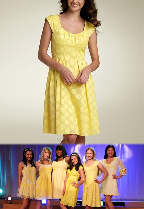 Quinn yellow dress