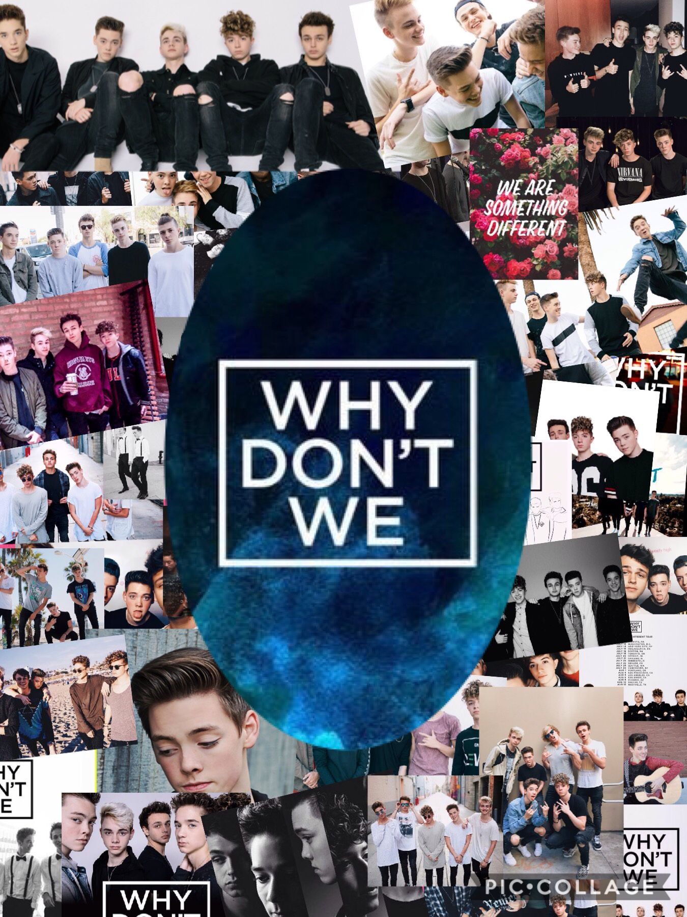 Awesome Why Don't We Collage/ Wallpaper | Why Don't We in 2019 | Why dont we band, Why dont we ...