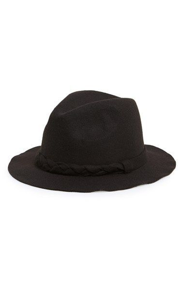 Tildon Felt Fedora available at #Nordstrom