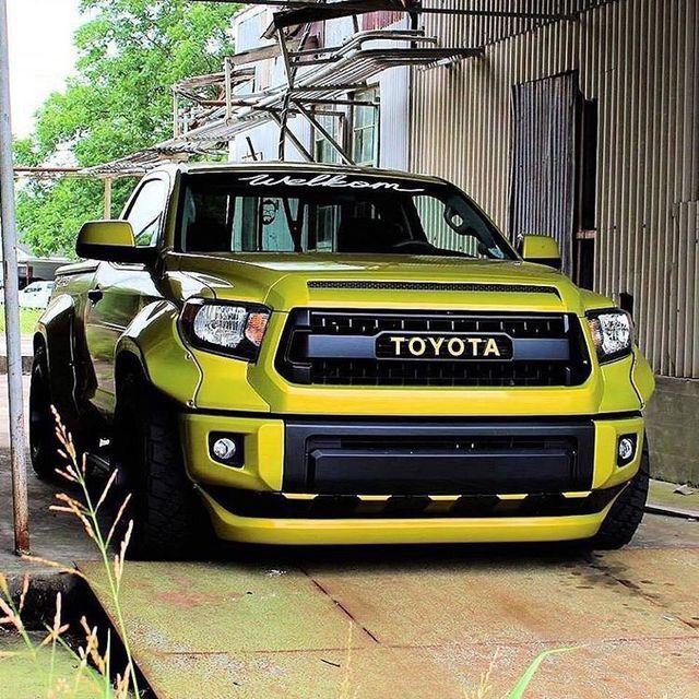Custom Toyota Pick Up Truck Body Kit Supreme Mechanix