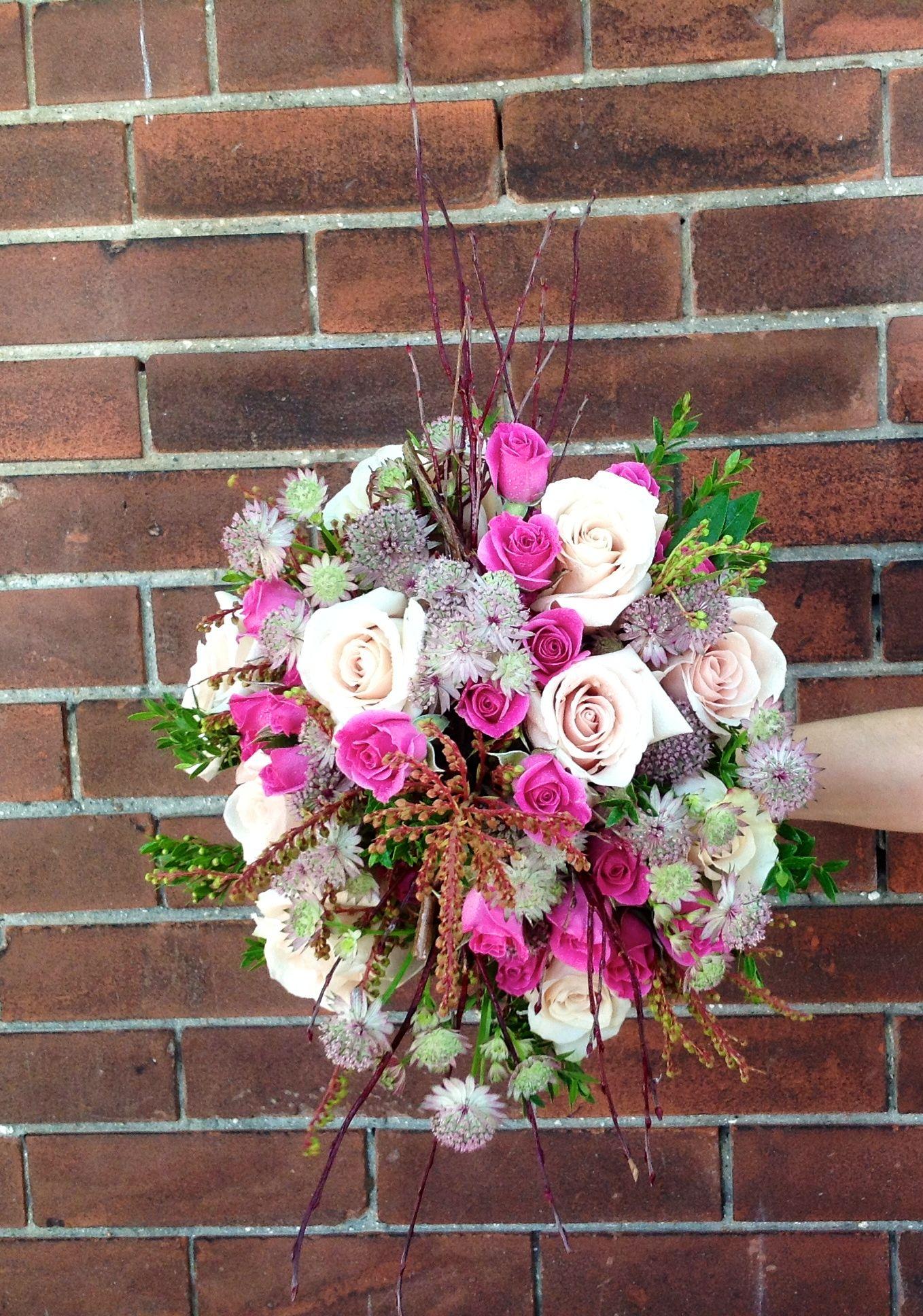 Wild look bouquet!