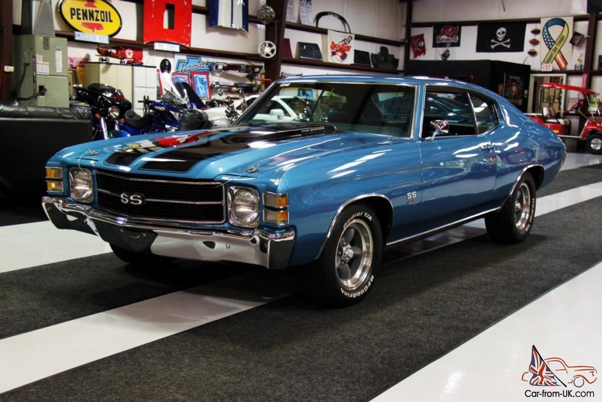 70 Chevelle SS..I'm obsessed with chevelles | Things that I LOVE ...