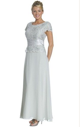 Classic Plus Size Mother Of The Bride Groom Elegant Wedding Formal