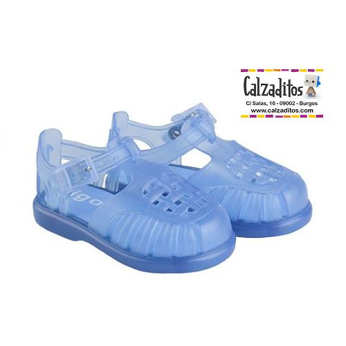 df8f93aab Calzado infantil para la piscina o la playa