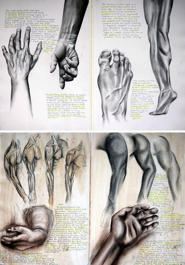 Pin By Jessina Sooriah On Drawing Pinterest Sketchbooks Anatomy