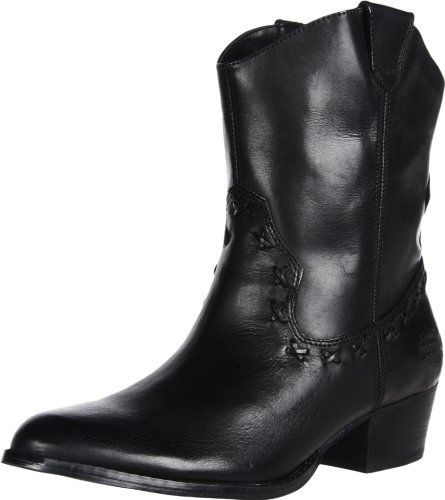 Leather · Harley-Davidson Women's Maya Motorcycle Boot Leather Rubber sole Full  grain ...