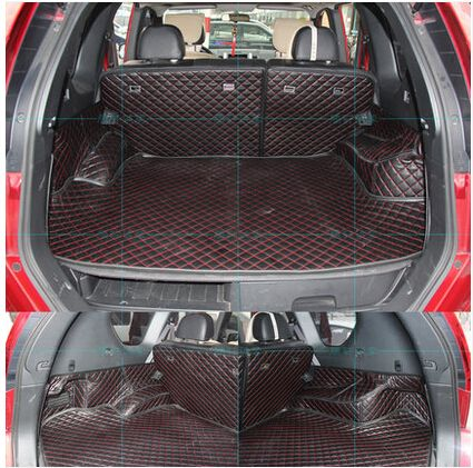 Good Quality Special Trunk Mats For Nissan X Trail T31