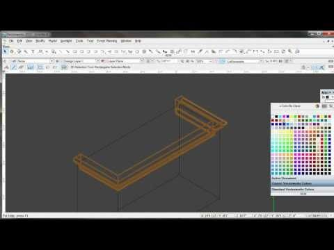 Extrude along a path in vectorworks vectorworks vectorworks