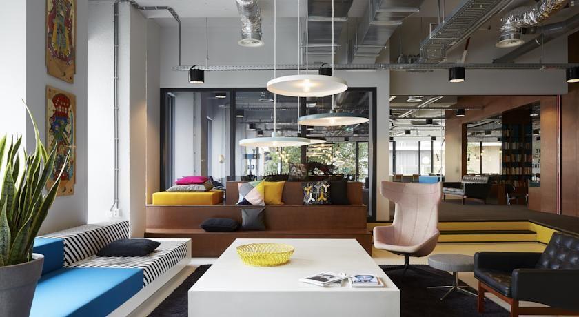 Innenarchitektur niederlande for Design hotel niederlande