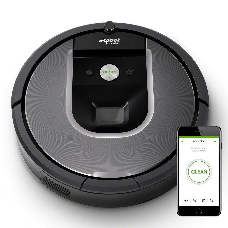 IROBOT Roomba 980 Connecté Pas Cher Aspirateur robot