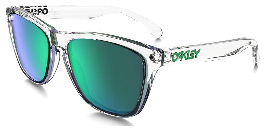 7c5482fdc Oakley Frogskins OO9013 Clear D0 55mm | ME | Oakley frogskins ...