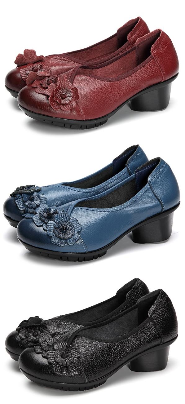 Chaussures À La Main Vintage oWGozRl