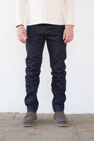b828d2ba Freenote Cloth   Portola Taper - Raw 23 oz   $290   style ...