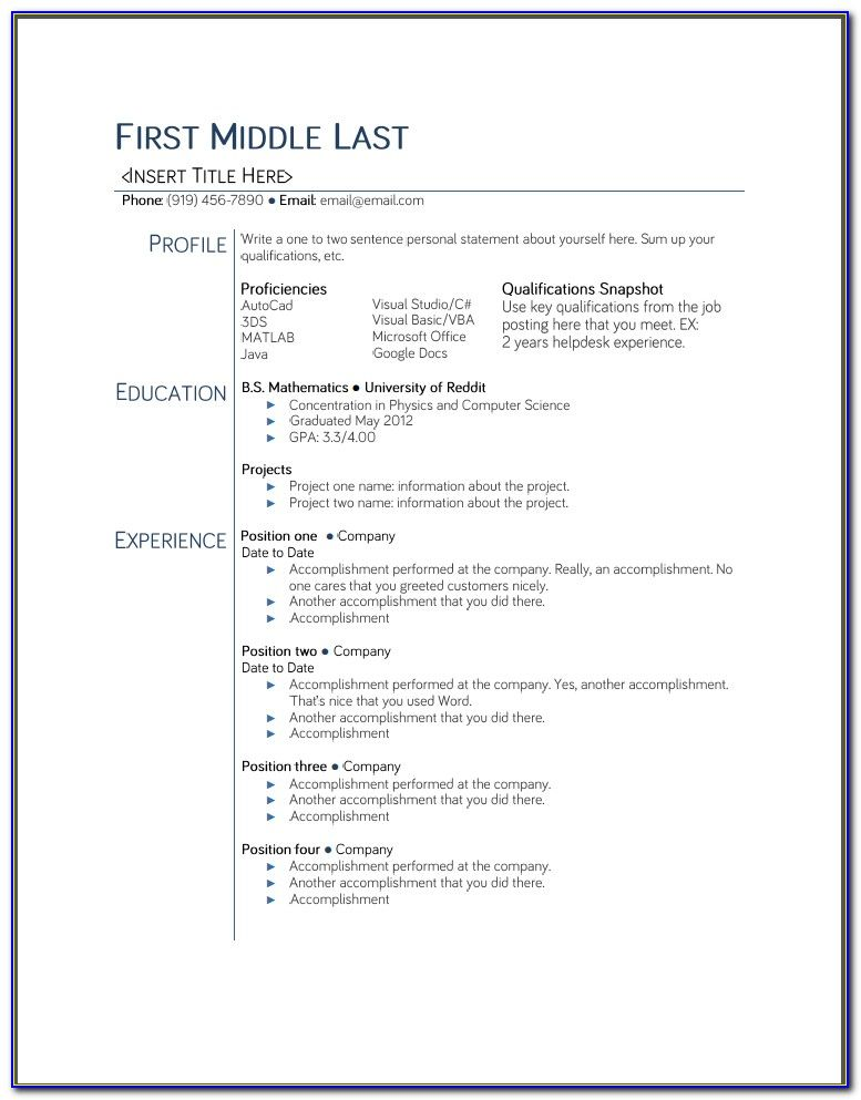 Cute Resume Templates Google Docs In 2020 Resume Templates Free Resume Template Word Resume Template Free