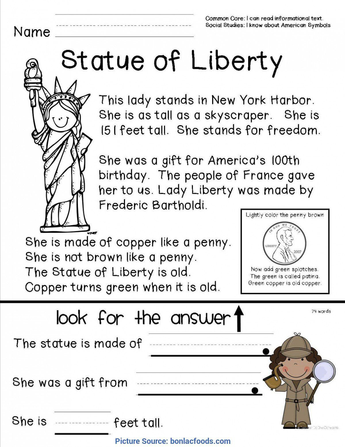 hight resolution of History Worksheets For 2nd Grade