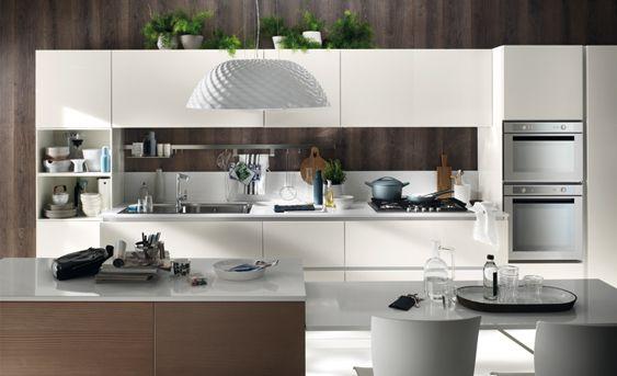 Cucine Scavolini Scenery | Cucine | Pinterest | Kitchens, Condo ...