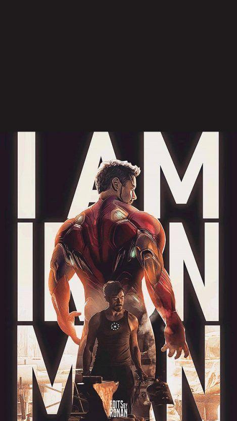 I am Iron-Man