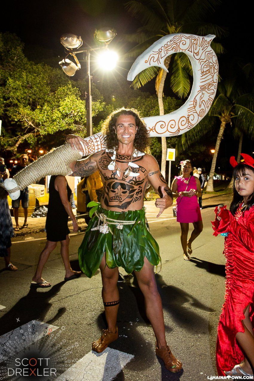 Halloween Maui 2020 Maui Halloween Costume in Lahaina | Family themed halloween