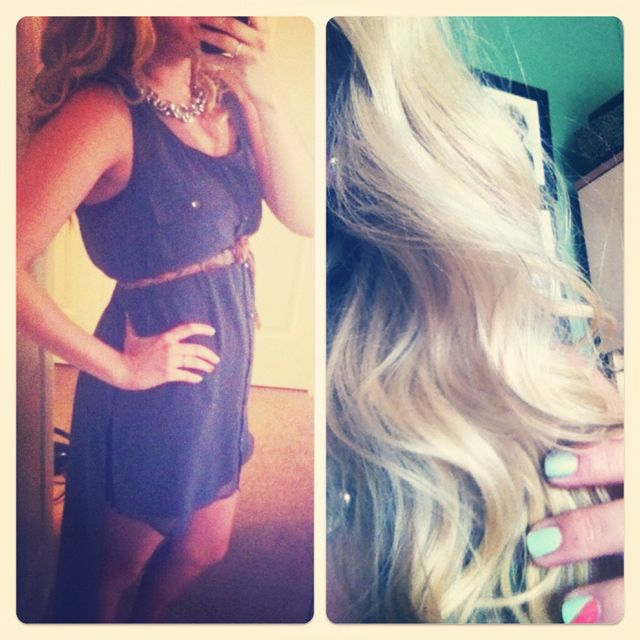 What a great summer dress!