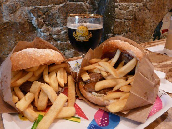 POCO LOCO Best burgers in Chamonix Chamonix, Haute