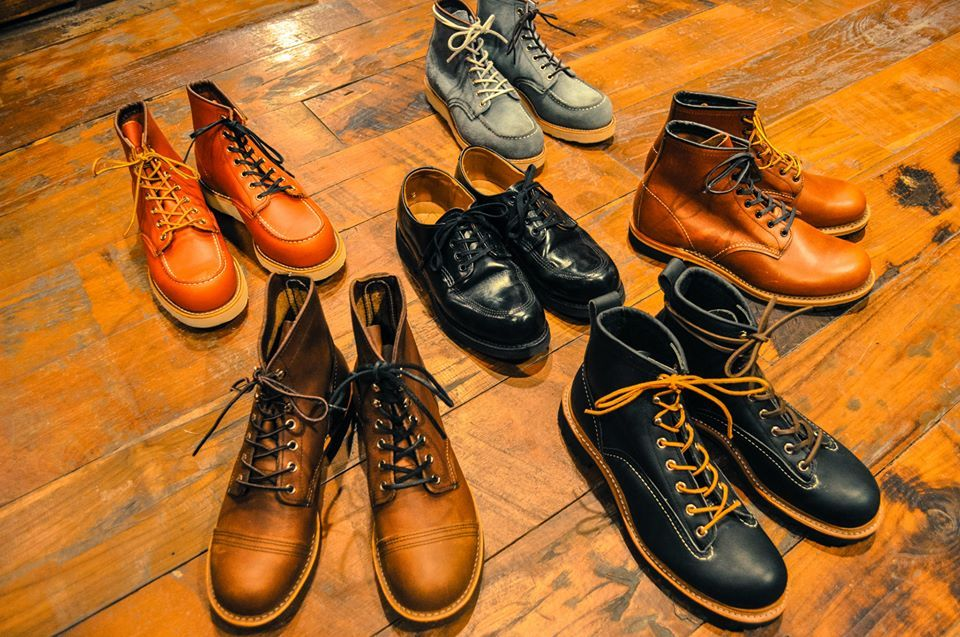 Red Wing Shoe Lace | Red wing shoes