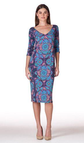 Cordoba Susie Dress