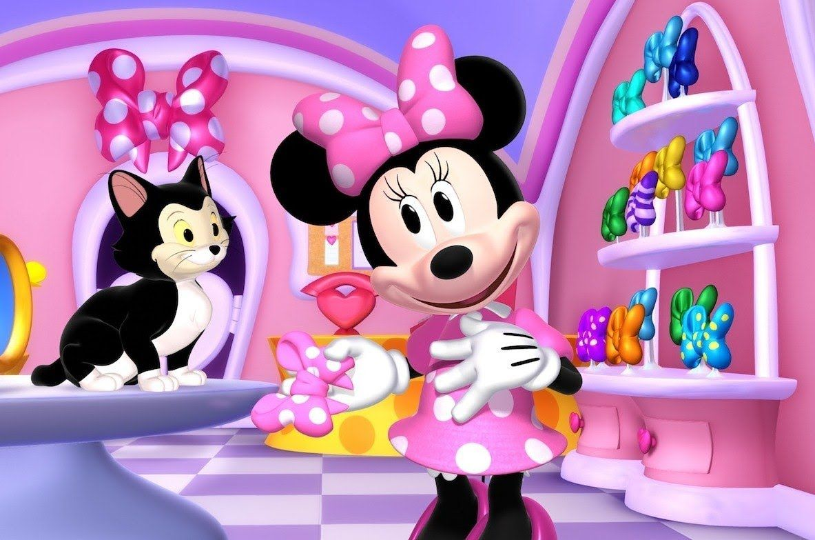 La Casa de Mickey Mouse - La Boutique de Monyos de Minnie ...