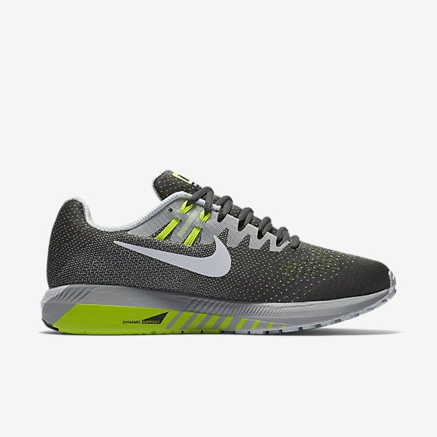 on sale 77d2f 84181 Calzado de running para hombre Nike Air Zoom Structure 20  shoes design   Pinterest  Nike air, Hombres nike and Nike