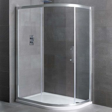 Eastbrook Cotswold Volente 1000 X 900mm Single Door Offset Quadrant Quadrant Shower Quadrant Shower Enclosures Diy Bathroom Design